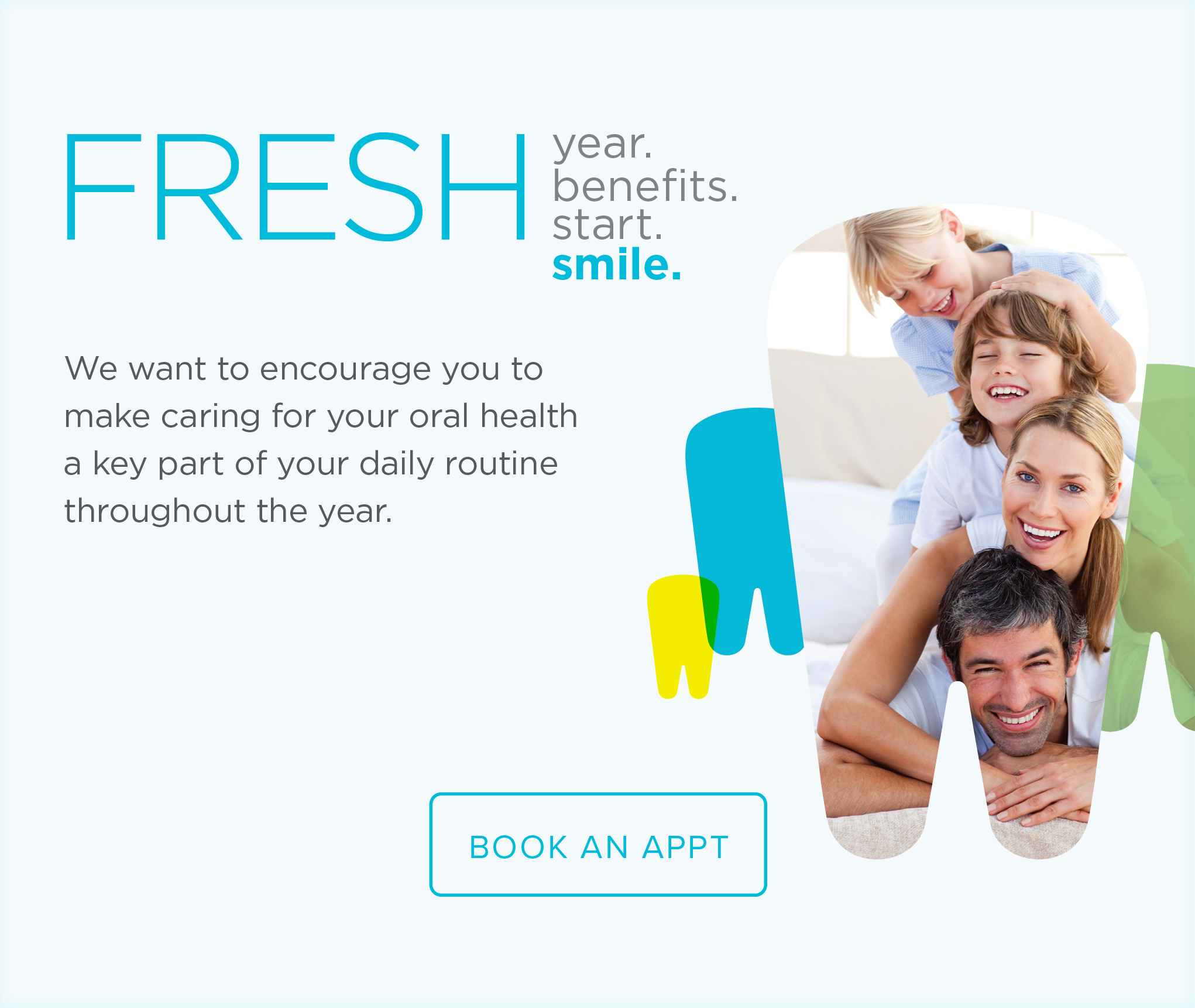 Crossroads Dental Group - Make the Most of Your Benefits